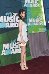 Rainey Qualley - 2015 CMT Music Awards in Nashville 6/10/15