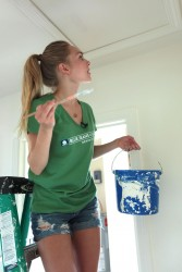 Annasophia Robb - Cotton Inc. Blue Jeans Go Green Program
