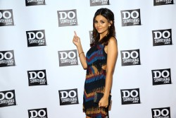 Victoria Justice - The DoSomething.org Spring Dinner 6/11/15