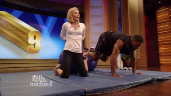 KELLY RIPA - SEXUALLY SUGGESTIVE Fitness Workout