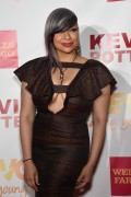 Raven-Symone - Underboob Pics At TrevorLIVE Event In New York (6/15/15)