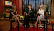 Jennifer Aniston @ Live with Regis & Kelly | March 15 2010 | ReUp