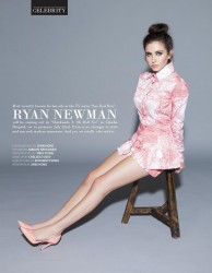 Ryan Newman - Composure Magazine Issue 4 -