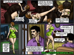 [Back Of The Bus] Negros fuck bitch on the bus, she loved it ... Pathetic husband... Cuckold, hotwife, cum. Cuckold Comics.