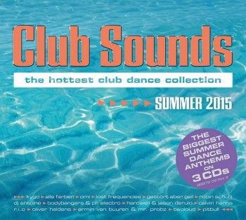 VA - Club Sounds - Summer(2015)