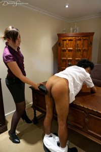 Sent to the Headmistress