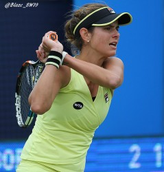 Julia Goerges - 2015 Aegon International