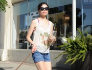 Miranda Cosgrove | Walking the Dog in LA | June 20 | 11 pics