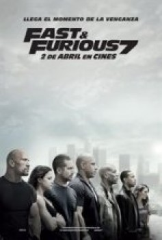 Fast & Furious 7 2015 DVDscrener XviD Castellano Torrent