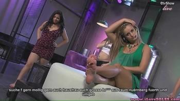 Feet In Eurotic Tv 115