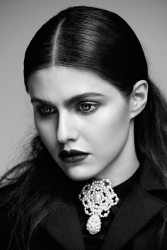 Alexandra Daddario - Flaunt magazine June 2015