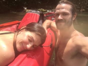 Джаред Падалеки и Дженсен Эклз: как я провел лето