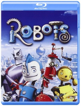 Robots (2005) Full Blu-Ray 37Gb AVC ITA ENG DTS 5.1 MULTI