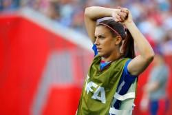Alex Morgan - Women's World Cup, USA vs. Sweden x8