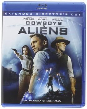 Cowboys & Aliens (2011) [Extended] Full Blu-Ray 45Gb AVC ITA DD 5.1 ENG DTS-HD MA 5.1 MULTI