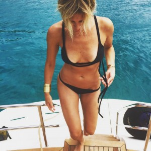 Charissa Thompson - Bikini Instagram - 7/5/15