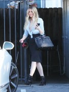 Khloe Kardashian - Braless Out and about in LA (7/06/15) Ass Shots!