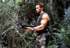 Хищник / Predator (Арнольд Шварценеггер / Arnold Schwarzenegger, 1987) C63771420161889
