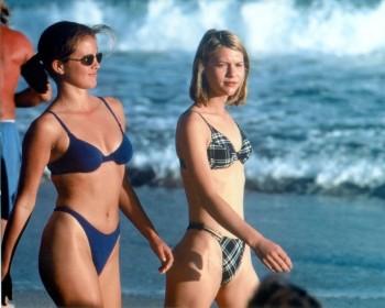 Claire Danes: Bikini Cap/Still From To Gillian on Her 37th Birthday - MQ x 1