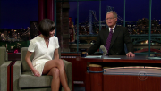 Katie Holmes @ Late Show with David Letterman | January 14 2008 | ReUp