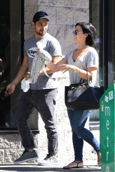 Demi Lovato - Out & About in Vancouver 7/19/15