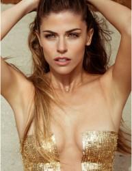 Stephanie Cayo Revista Maxim México Agosto 2015 + PDF 3