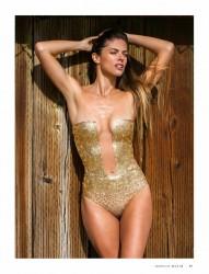 Stephanie Cayo Revista Maxim México Agosto 2015 + PDF 5