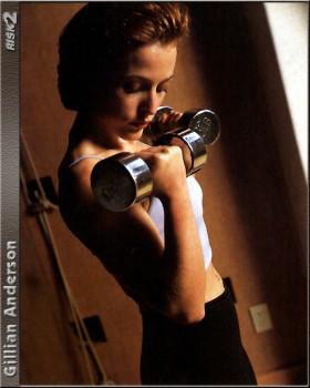 Gillian anderson sexy bilder