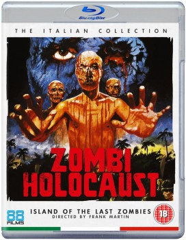 Zombi Holocaust (1980) Full Blu-Ray 41Gb AVC ITA ENG DTS-HD MA 2.0