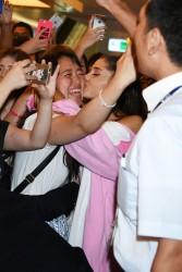 Ariana Grande  at Haneda Airport 16