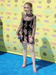 Sabrina Carpenter - 2015 Teen Choice Awards 8/16/15