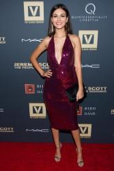 Victoria Justice - Jeremy Scott: The People's Designer Premiere - 9/15/15 *ADDS*