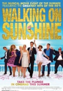 Walking On Sunshine 2015 DVDrip XviD Castellano Torrent