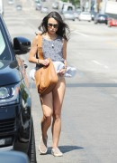 Jordana Brewster | Out & about in LA | September 22 | 23 pics