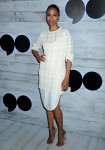 Zoe Saldana VIP Sneak Peek Of go90 Social Entertainment Platform in LA September 24-2015 x10