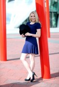 Evanna Lynch - Promotional photos for the Bord Gais Energy Student Theatre Awards @ Bord Gais Energy Theatre
