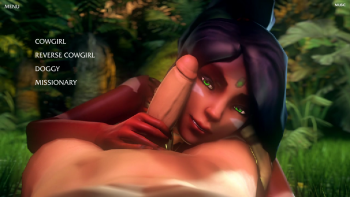 League of Legend : Nidalee - Queen of the Jungle [English,Uncensored]