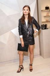 Stefanie Scott - the Rebecca Minkoff Store Opening in LA. 10/27/15