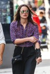 Keira Knightley and James Righton out and about in New York October 29-2015 x21