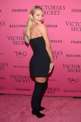 Candice Swanepoel - 2015 VS Fashion Show After Party 11/10/15