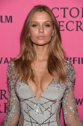 Josephine Skriver - 2015 VS Fashion Show After Party in NYC 11/10/15