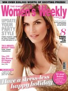 Cindy Crawford -   Women's Weekly Magazine (Singapore) December 2015.