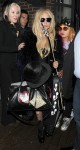 Lady Gaga Spends her third straight day at a recording studio in Kings Cross November 25-2015 x18