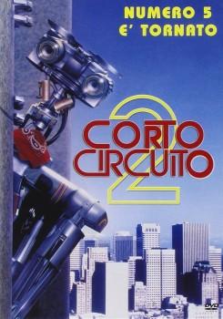 Corto circuito 2 (1988) DVD5 Copia 1:1 ITA-MULTI