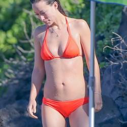 olivia wilde bikini hawaii gf432u86