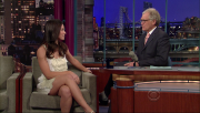 Evangeline Lilly @ Late Show with David Letterman | May 10 2010 | ReUp