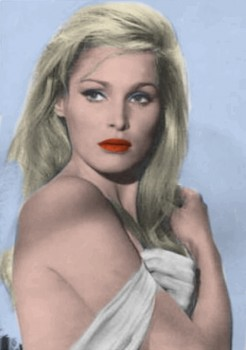Ursula Andress - Sexy Colored Picture - x 1