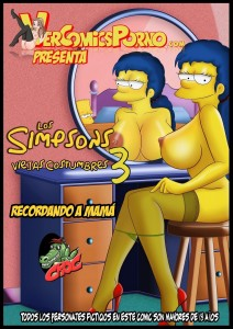 Los Simpsons 1-2 and 3 FROM vercomicsporno
