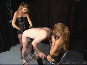 BestFemdom - Mistress Ashley, Mistress Sydney - Ice Queens