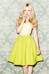 Dove Cameron promo photoshoot by Paul Smith x5 HQ